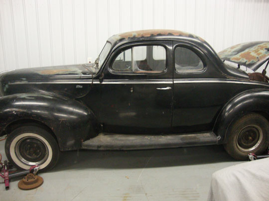1940 Ford Coupe Cars On Line Com Classic Cars For Sale