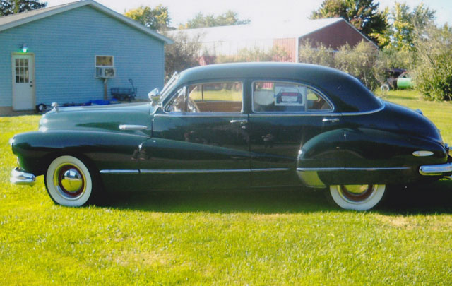 Buick Super Sedan For Sale