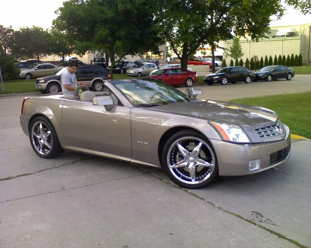 2005 Cadillac Xlr Convertible Cars On Line Com Classic Cars For Sale