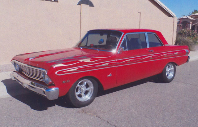 Ford Falcon Door Post Cars On Line Com Classic Cars For
