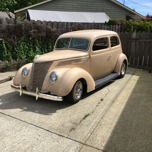 Cars On Line Com >> 1937 Ford Flat Back Cars On Line Com Classic Cars For Sale