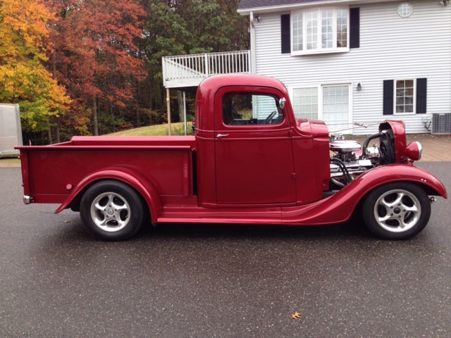 1936 Chevy Pickup | Cars On Line com | Classic Cars For Sale