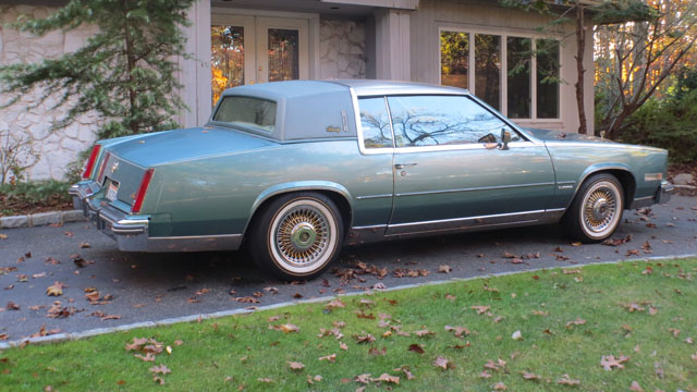 1981 cadillac eldorado biarritz cars on line com classic cars for sale cars on line com