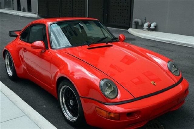 1982 Porsche 911 Turbo 930 Cars On Line Classic Cars For Sale