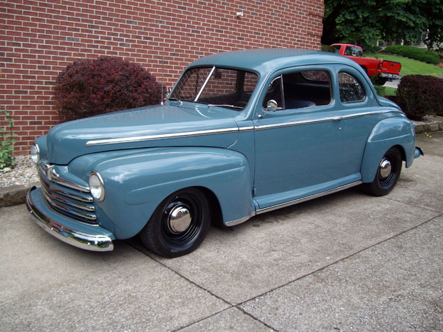 1948 Ford Coupe   Cars On Line com   Classic Cars For Sale