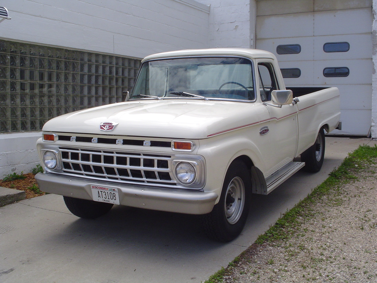 1965 Ford F-250 Camper Special | Cars On Line.com | Classic Cars For ...