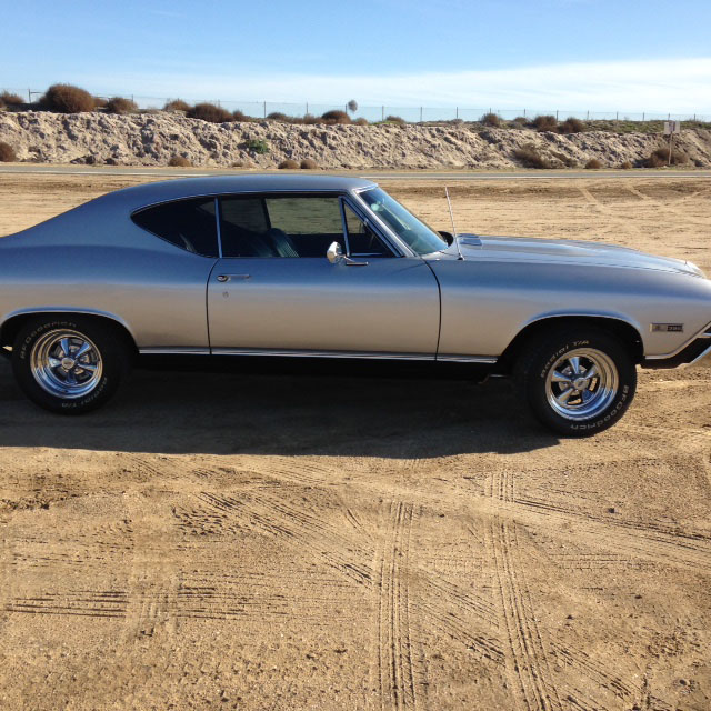 1968 Chevelle SS   Cars On Line com   Classic Cars For Sale