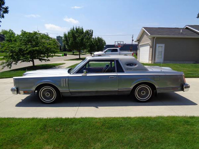 1980 Lincoln Mark VI | Cars On Line com | Classic Cars For Sale
