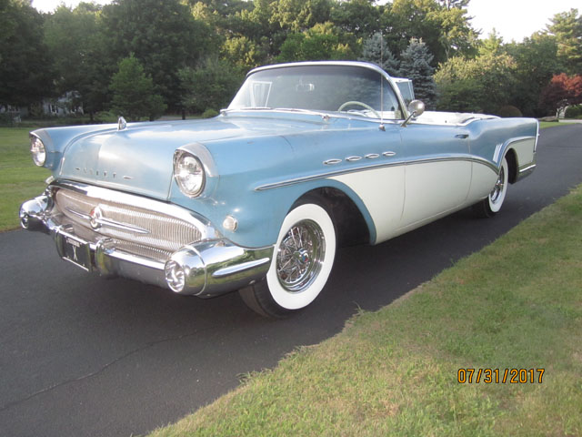 1957 buick roadmaster convertible | cars on line | classic cars