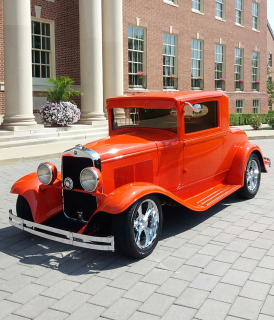 1930 Plymouth 3-Window Coupe | Cars On Line com | Classic