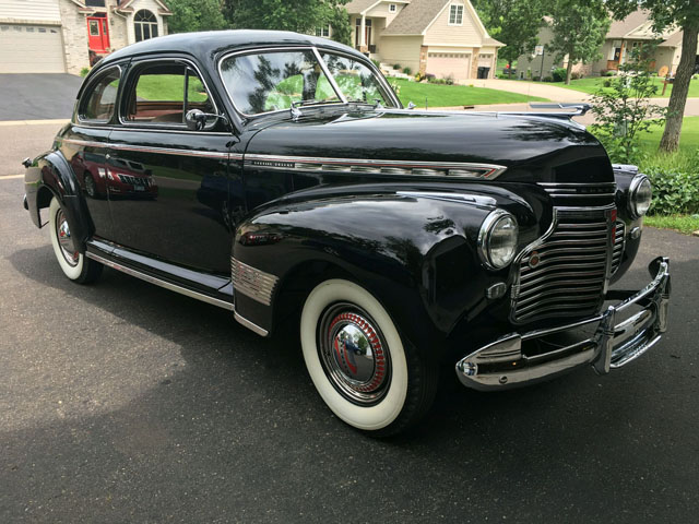 1941 Chevy Special Deluxe Coupe | Cars On Line com | Classic Cars