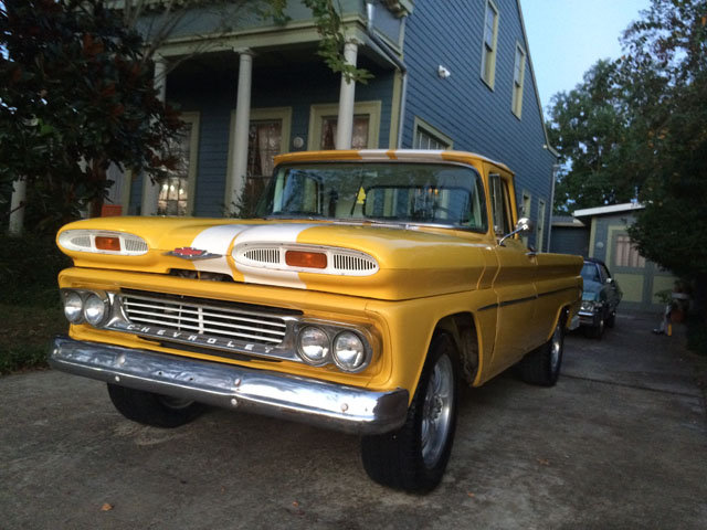 1960 Chevy Apache Pickup Cars On Line Com Classic Cars For Sale