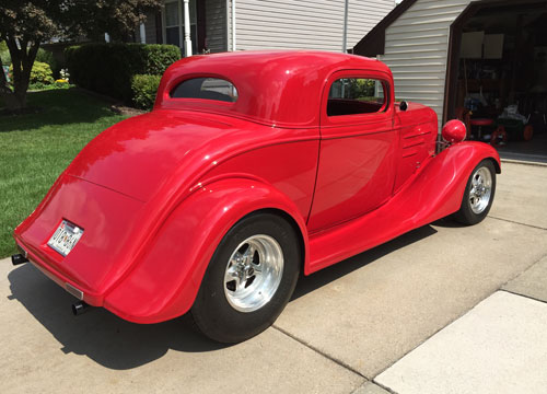 1934 Chevy 3 Window coupe | Cars On Line com | Classic Cars