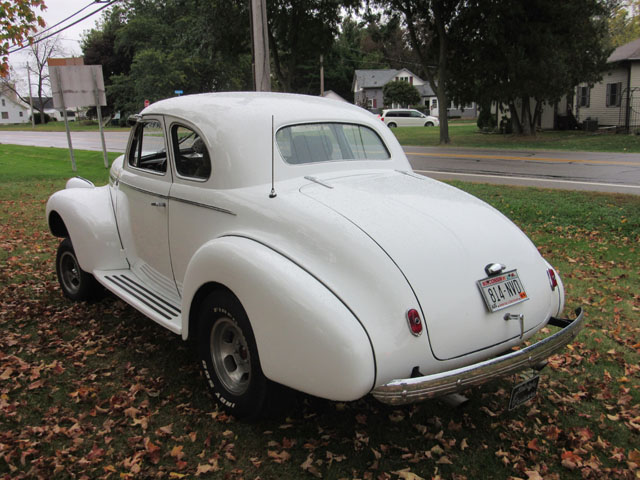1940 Chevy Gasser Coupe | Cars On Line com | Classic Cars For Sale