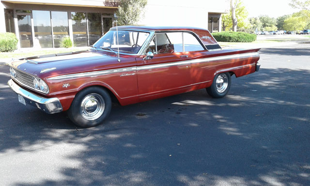 1963 Ford Fairlane Sport Coupe   Cars On Line com   Classic
