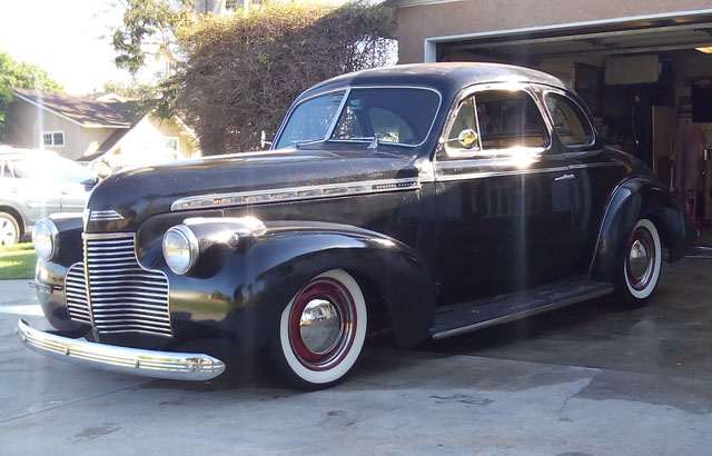 1940 Chevy Special Deluxe Coupe | Cars On Line com | Classic