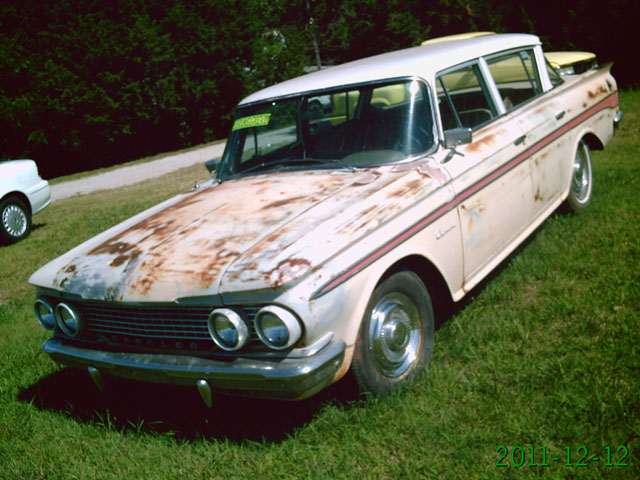 1961 AMC Rambler 4 Door Super