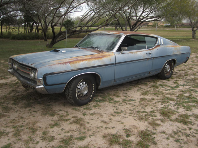 1969 Ford Torino GT Fastback | Cars On Line com | Classic