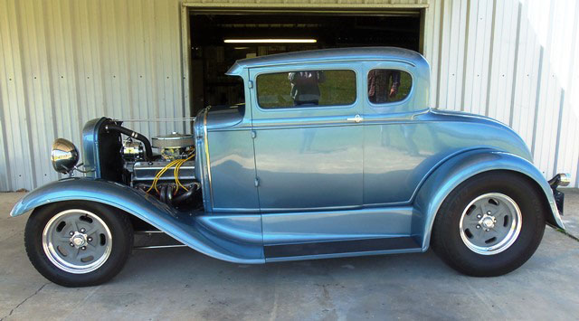 1930 Ford 5 Window Coupe Cars On Linecom Classic Cars