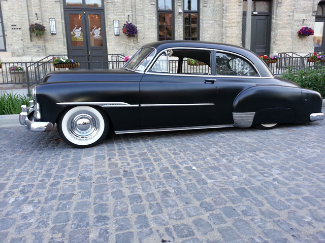 1951 Chevy Deluxe Low Rider