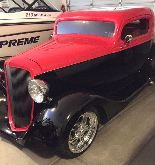 1935 Chevy 3 Window Coupe | Cars On Line com | Classic Cars For Sale