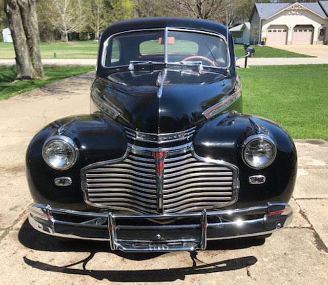 1941 Chevy Special Deluxe Sedan | Cars On Line com | Classic Cars