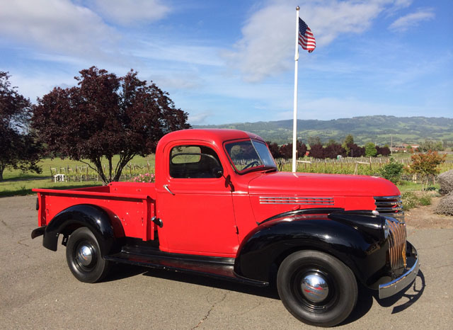 1942 Chevy Bk Pickup Cars On Line Com Classic Cars For Sale