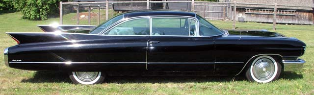 1960 Cadillac DeVille | Cars On Line com | Classic Cars For Sale