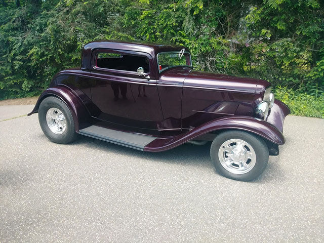 Ford 3 Window Coupe