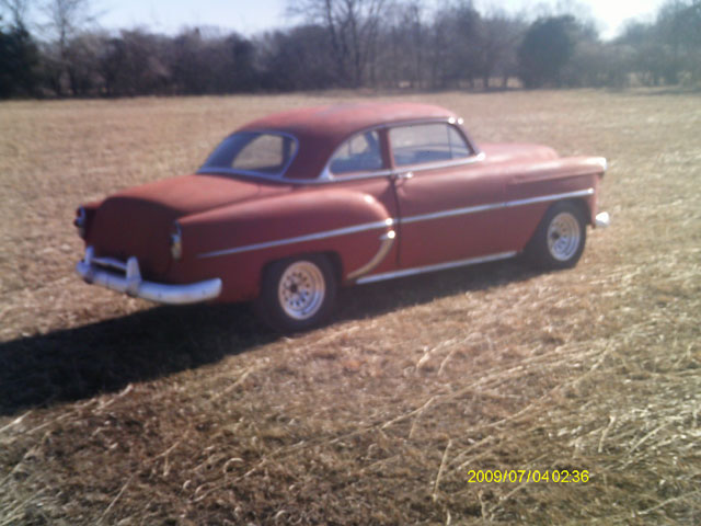 1953 Chevy Club Coupe Cars On Line Com Classic Cars For Sale