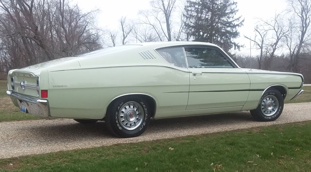 1968 Ford Torino GT Fastback | Cars On Line com | Classic