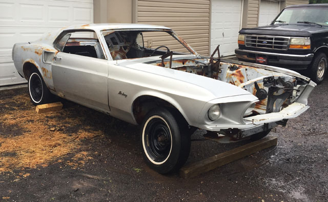 Old Mustangs For Sale >> Mustang Fastback