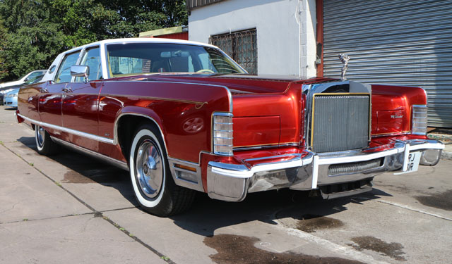 Lincoln For Sale Cars On Line Com Classic Cars For Sale