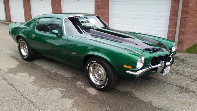 1973 Camaro | Cars On Line com | Classic Cars For Sale