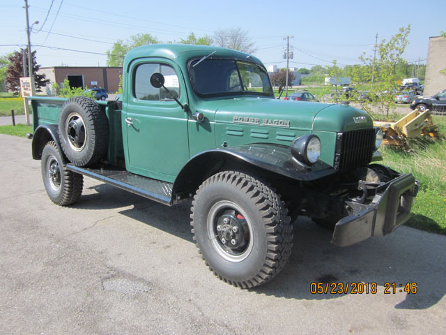 Dodge Power Wagon Pickup