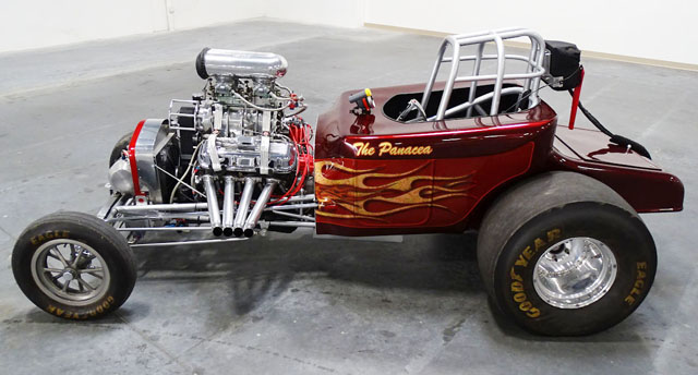 Ford Altered Roadster