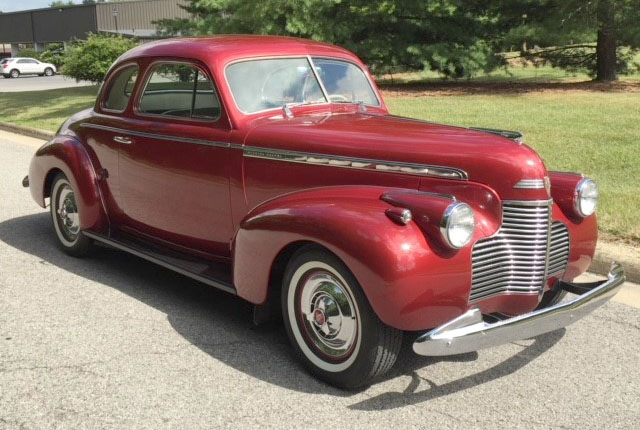 1940 Chevy Special Deluxe Business Coupe | Cars On Line com