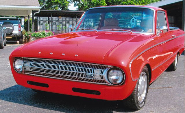 1963 Ford Falcon Ranchero | Cars On Line com | Classic Cars For Sale