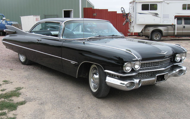 Cadillac DeVille Series 62