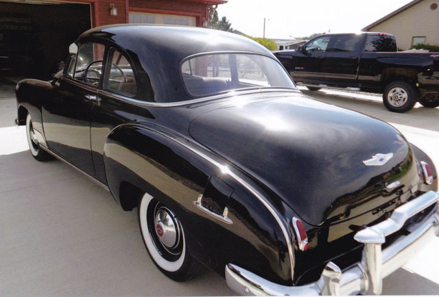 1949 Chevy Business Coupe | Cars On Line com | Classic Cars For Sale