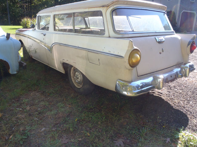 1957 Ford Del Rio Wagon | Cars On Line com | Classic Cars For Sale