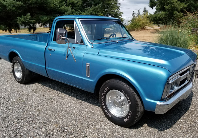1967 GMC 2500 Truck | Cars On Line com | Classic Cars For Sale