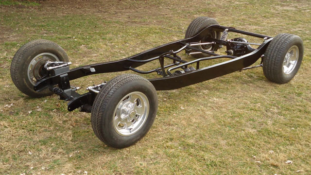 Ford Pro built Chassis
