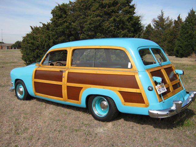 Ford Country Squire Woody Wagon