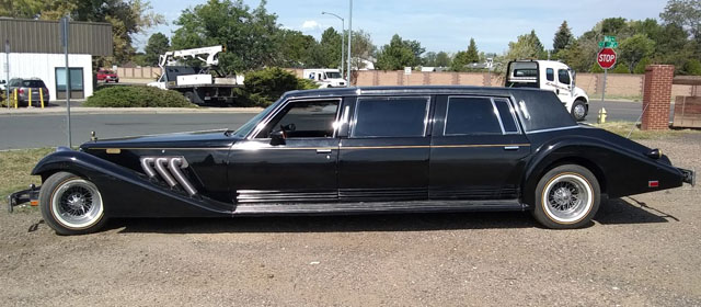 Limousine For Sale >> Baroque Limo Knudsen