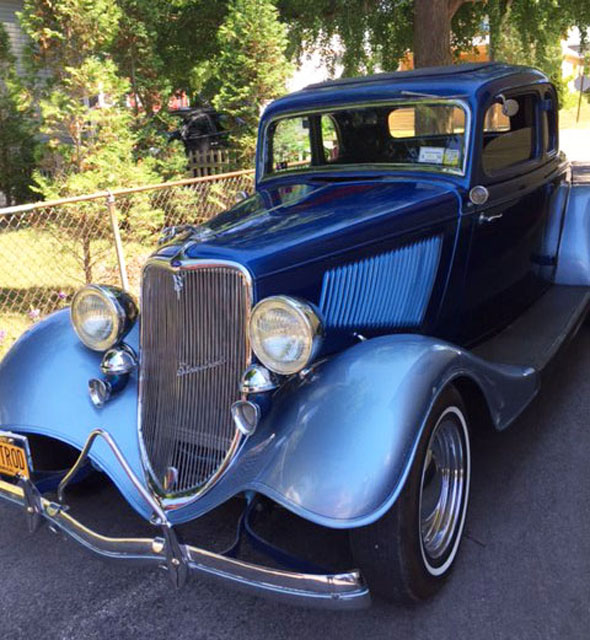 1933 Ford Coupe | Cars On Line com | Classic Cars For Sale