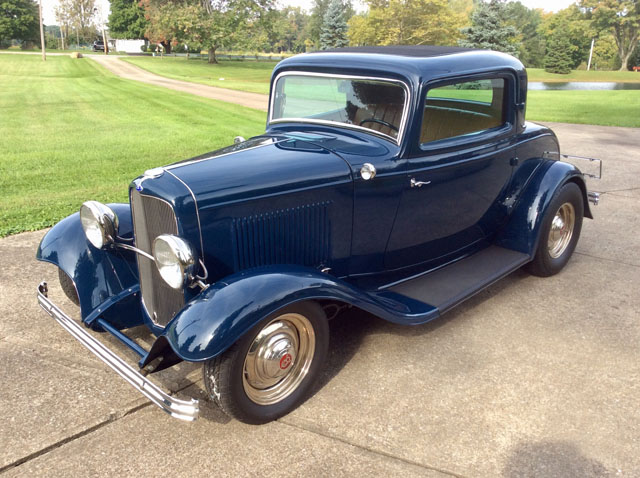 Ford Brookville 3 W Coupe