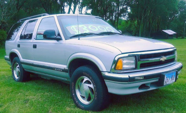 chevy blazer for sale chevy blazer for sale