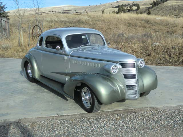 Chevy 5 Window Coupe
