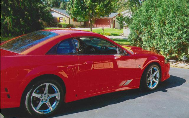 2001 Saleen Mustang SC Coupe